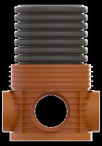 PP manhole DN600 / DN630