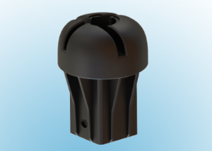 cap for anti hail system inter construction