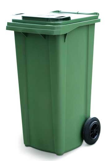 eco garbage bin 120l inter