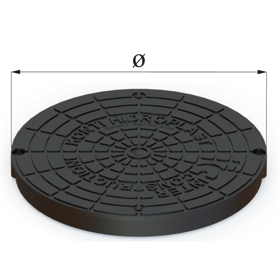 manhole cover капак за шахта inter construction