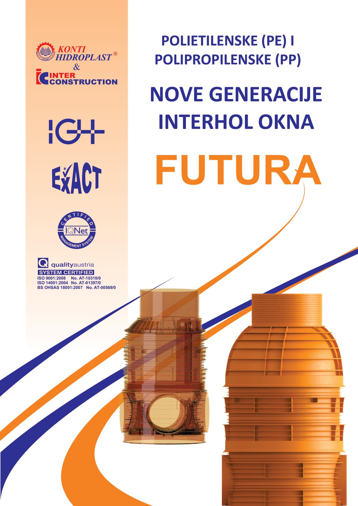 futura manhole futura okno brochure dn1000 dn800 dn600 dn400