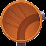 pp futura manhole base