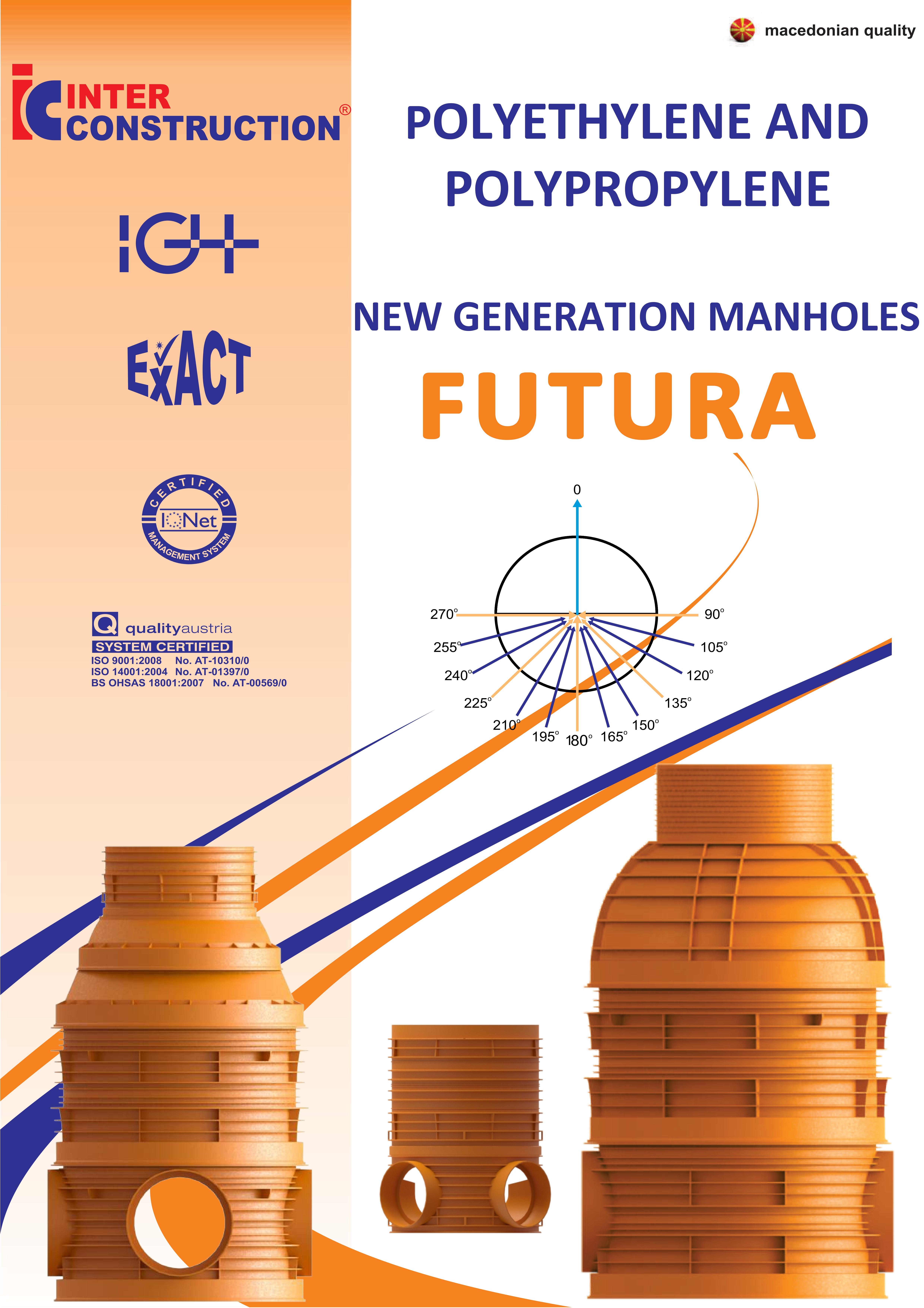 PP Futura manholes brochure